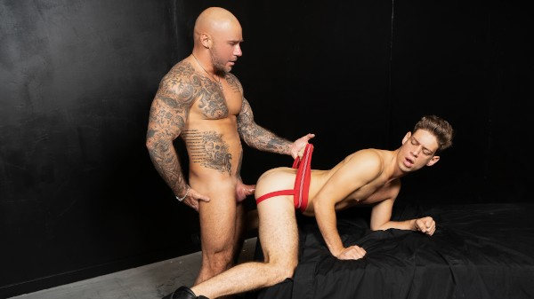 Watch Michael DelRay, Jason Collins in Fantasy Chamber: Ass Play