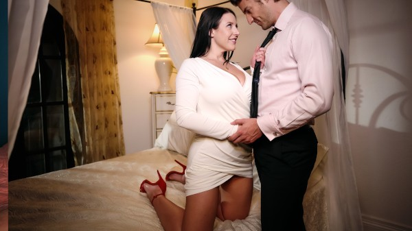 My Sinful Valentine Scene 4 Porn DVD on MileHighMedia with Angela White