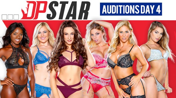 DP Star 3 Audition Episode 4 - Sydney Cole, Britney Amber, Cherie Deville, Cassidy Klein, Ana Foxxx, Summer Day