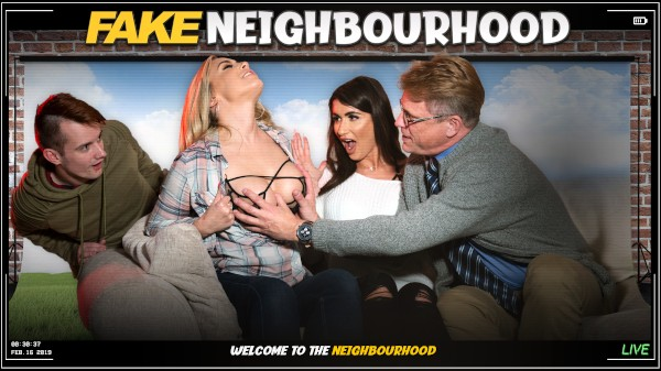 Watch Karlie Simon in Fake Neighborhood: Welcome To The (Fake) Neighboorhood