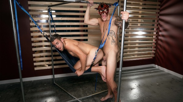 Watch Dante Colle, Trevor Laster in Domination Chamber