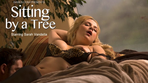 Sitting by a Tree - Sarah Vandella, Logan Pierce - Babes
