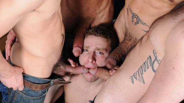 Sebastian Keys Gang Bang - feat Johnny Rapid, Spencer Fox, Sebastian Keys, Rafael Alencar, Tony Paradise