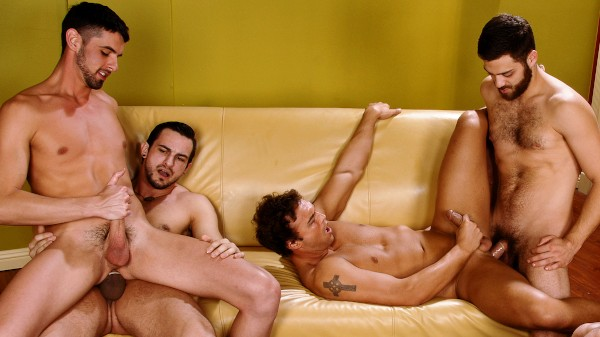 The Key Party - feat Rocco Reed, John Magnum, Tommy Defendi, Spencer Fox, Jake Steel, Phenix Saint