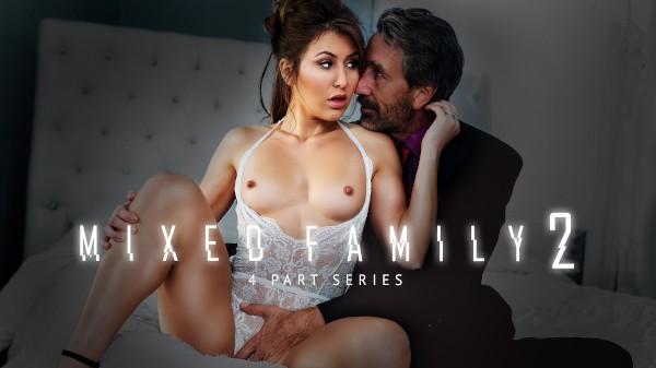 Mixed Family Vol. 2 - Alexis Fawx, Chloe Cherry, Gia Derza, Jake Adams, Lucas Frost, Steve Holmes, Ryan Mclane, Paige Owens - FamilyPorn