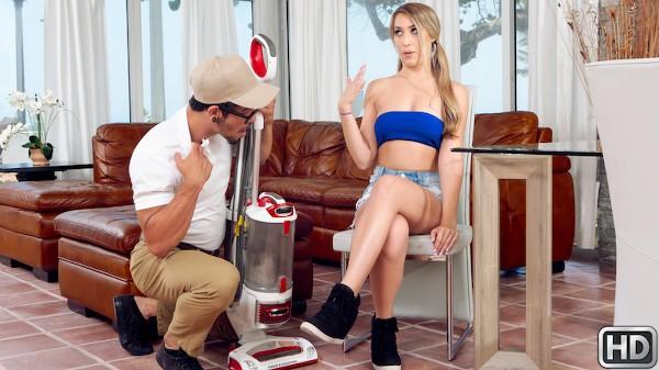 Cock Salesman with Bambino, Kimber Lee at teenslovehugecocks.com