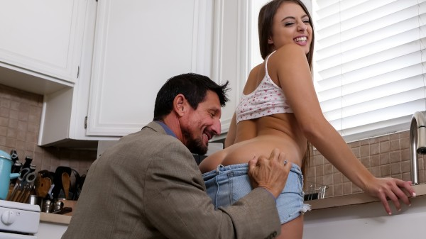 """But Mr. Gunn, I Need A Tutor!"" Porn DVD on MileHighMedia with Gia Derza"