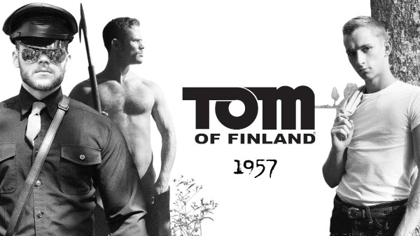 Tom Of Finland: 1957 - feat Kurtis Wolfe, Matthew Camp, Theo Brady