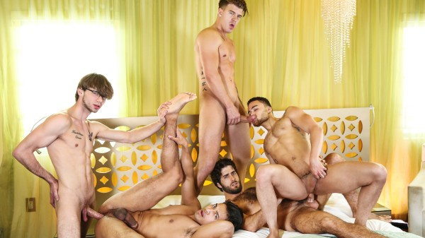The Heist Part 3 - feat Beaux Banks, Dalton Briggs, JJ Knight, Diego Sans, Ken Ott