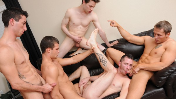 Poker Night - feat Hayden Richards, Ryan Rockford, Travis Irons, Donny Jones, Dominic Reed
