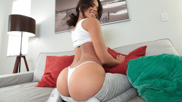 Big Tits Couch