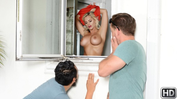 Getting Dirty With Ms Croft Alena Croft Porn Video - Reality Kings