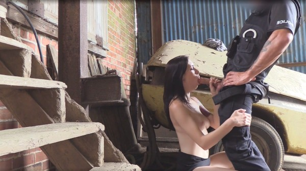 From USA With Love: Anal Sex In The Barn Yard ft Anna Lee - FakeHub.com