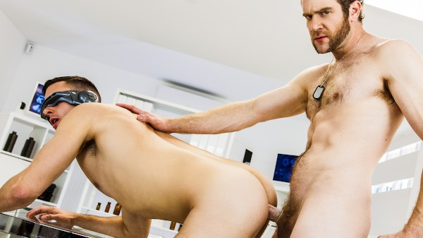 X-Men : A Gay XXX Parody Part 1 - feat Colby Keller, Brenner Bolton