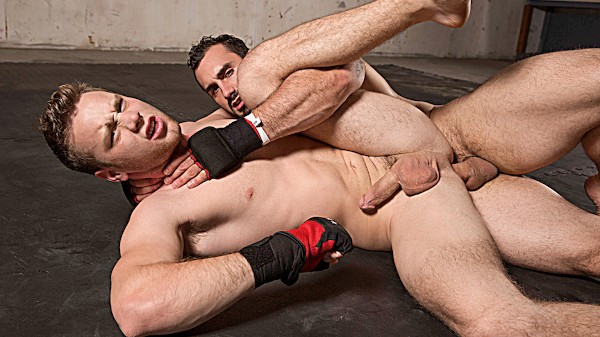 Watch Jaxton Wheeler, Brandon Evans in Submission Part #1, Scene 1