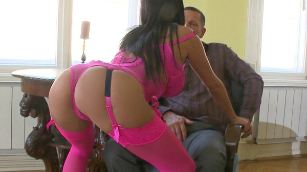 Watch Anissa Kate in Big French Boobs !
