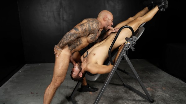Watch Dante Colle in Fantasy Chamber: Edging