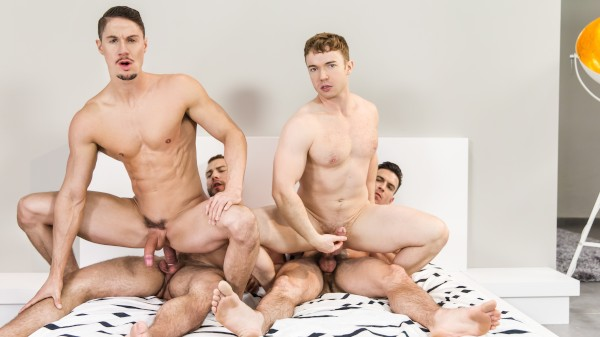 Secret Affair Part 3 - feat Paddy O'Brian, Gabriel Cross, Skyy Knox, Diego Reyes