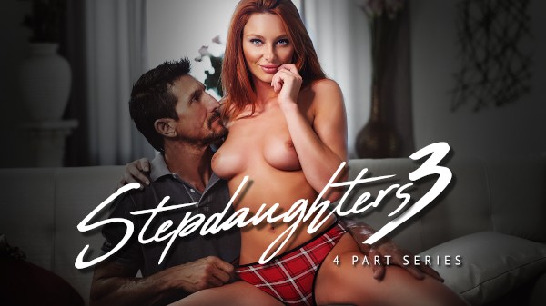 Step Daughter Vol.3 - Eric Masterson, Carolina Sweets, Marcus London, Tommy Gunn, Ryan Mclane, Nikki Peach, Lacy Lennon, Kiara Cole - FamilyPorn