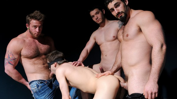 Happy Hour Sex - feat Jaxton Wheeler, Johnny Rapid, Haigen Sence, Aaron Bruiser