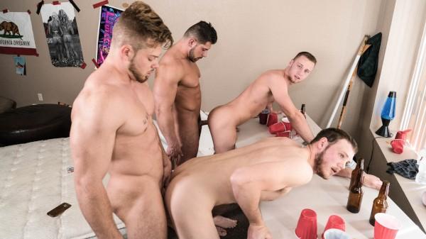 Simon Says - Damien Stone., Levi Logging, Brandon Evans, Ryan Sparks
