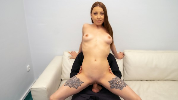 Redhead loves to suck cock ft James Brossman - FakeHub.com