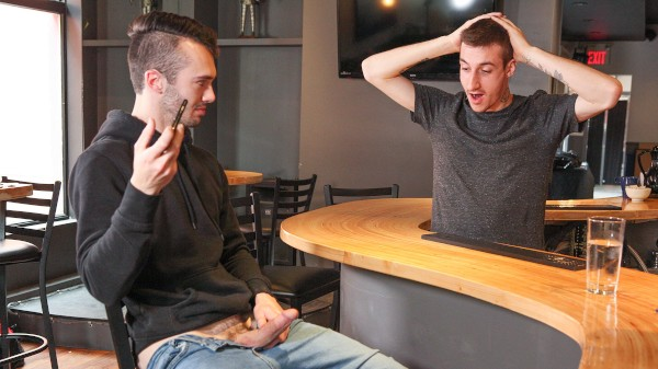 Dudes In Public 10 – Bar - Jimmy Little, William Sawyer
