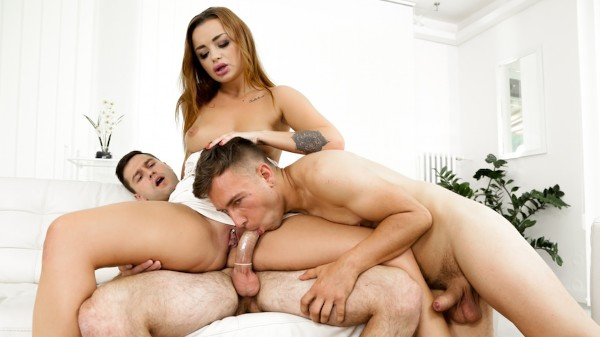 Bi Cuckold #03 Scene 3 Bisexual Orgy on Bi Empire with Billy