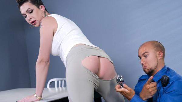Watch What's In Her Pants? featuring Eli Hunter, Danika Dreamz Transgender Porn