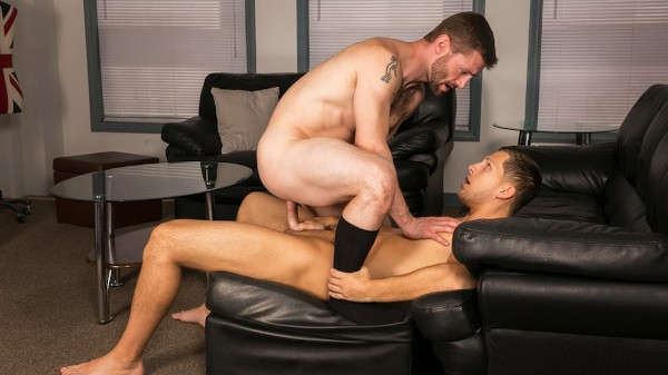 Watch Roman Todd, Dennis West in The Business Of Barebacking Part #4, Scene 1