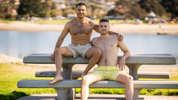 Kurt & Manny: Bareback - Best Gay Sex