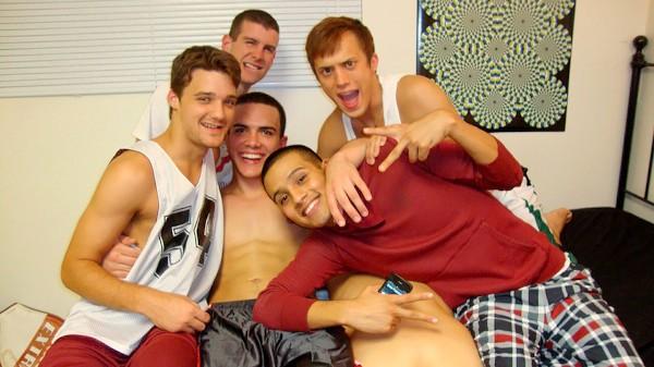 "All In - Brice Corson, Moss, Alec ""Raven"" Grey, Maxwell, Krys Perez, Miguel"