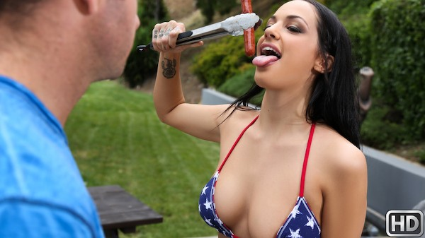 Boned On The Fourth Of July with Chad White, Sofi Ryan at bignaturals.com