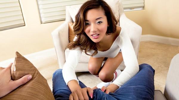 College Sexual Guidance Counselor - Mick Blue, Alina Li