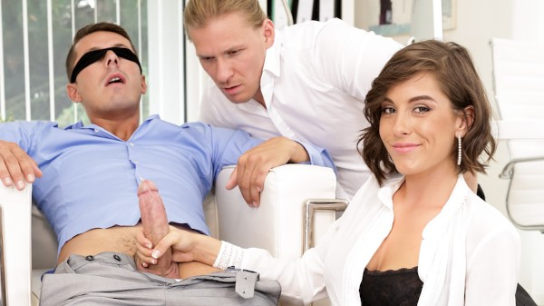 Birthday Surprise! Scene 3 Bisexual Orgy on Bi Empire with Anabelle