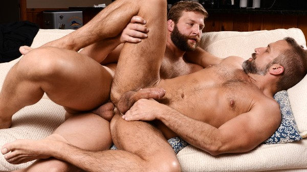 Son Swap Part 1 - Colby Jansen, Dirk Caber