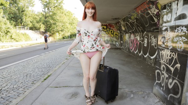 Watch Martin Gun in Dirty hot American redhead beauty
