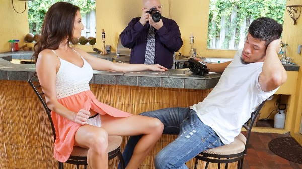 Watch Silvia Saige in MILF Takes it in the Ass