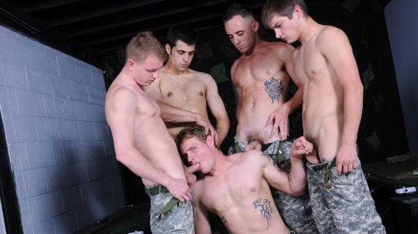 Drill Sergeant - feat Johnny Rapid, Ty Tucker, Evan Mercy, Blaze, Trent Diesel