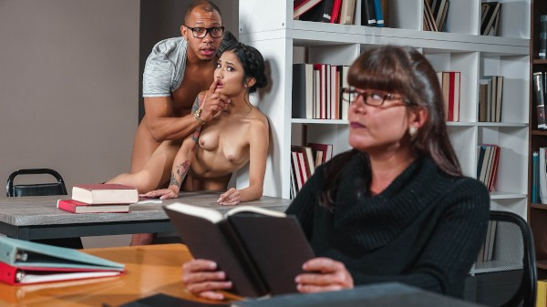 So This Is College with Ricky Johnson, Avery Black at sneakysex.com