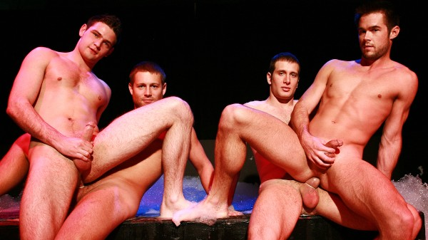 The Foam Party - feat Bobby Clark, Spencer Fox, Mike De Marko, Duncan Black