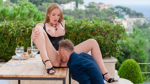 Gangster gives cheating wife lesson at SexyHub.com