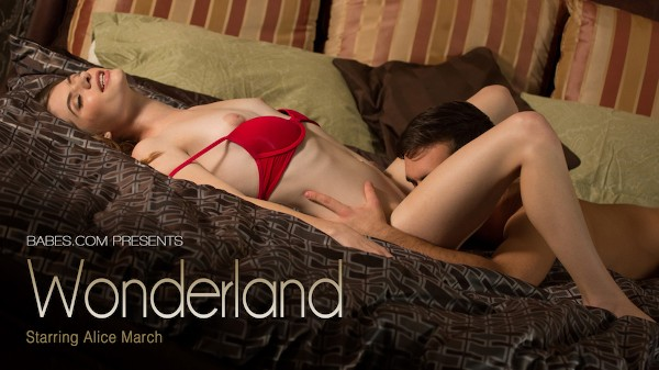 Wonderland - Alice March, Logan Pierce - Babes
