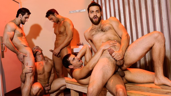 Undercover Part 3 - feat Rocco Reed, John Magnum, Tommy Defendi, Phenix Saint, Donny Wright
