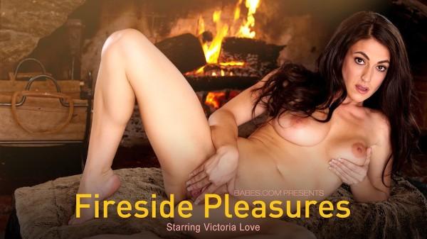 Fireside Pleasures - Victoria Love - Babes