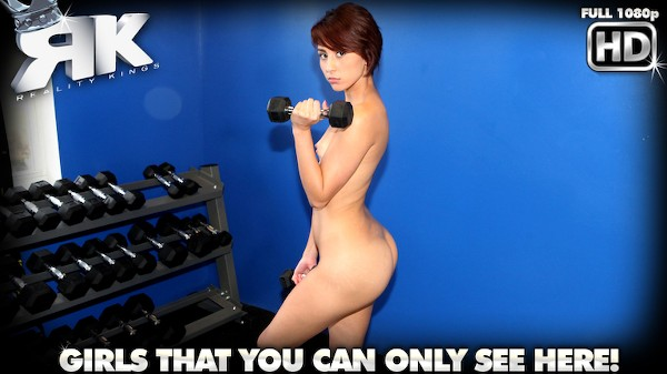 Lusty Lifting with JMac, Esmi Lee, Tessa Arias at moneytalks.com