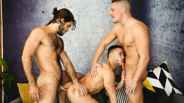 The Gardener - feat Aston Springs, Beaux Banks, Diego Sans